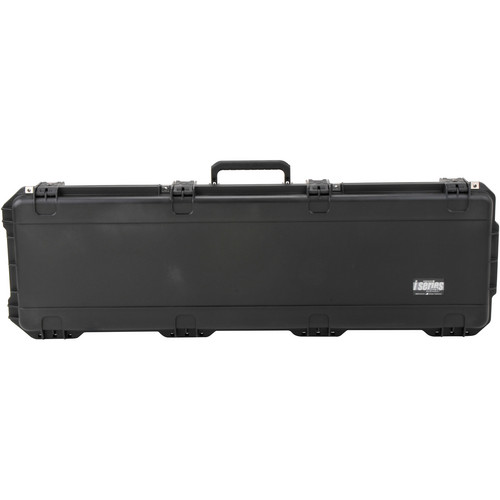 SKB 3I-5014-KBD Waterproof Injection Molded 76 Note Keyboard Case with Wheels