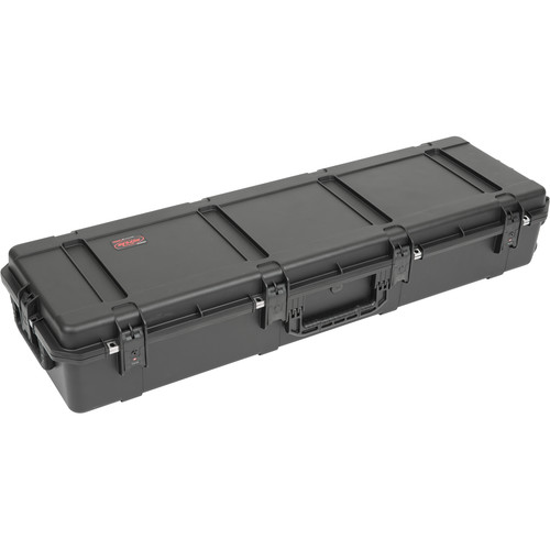 SKB iSeries 88-Note Narrow Keyboard Case - with Think Tank Interior :  52.5 x 15 x 6.25""