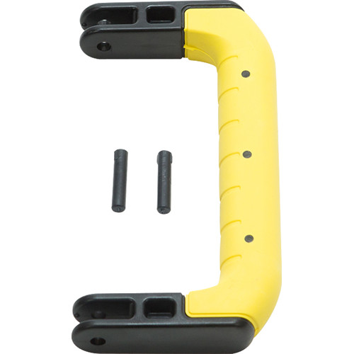 SKB iSeries HD73 Small Colored Handle for Select iSeries Cases (Yellow)