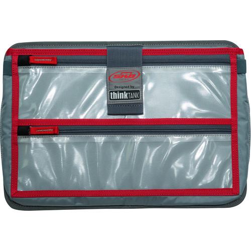 SKB Think Tank-Designed Lid Organizer/Laptop Holder for SKB iSeries 3i-1309-6B