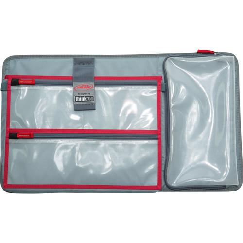 SKB Think Tank-Designed Lid Organizer/Laptop Holder for SKB iSeries 3i-2213-12
