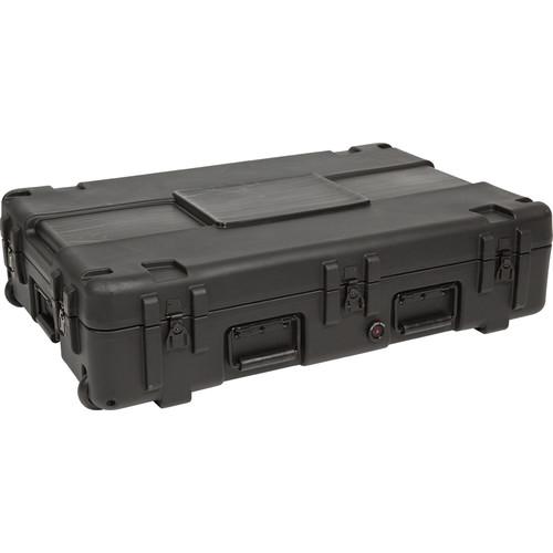 SKB R Series Waterproof Utility Case with Cubed Foam (Black)