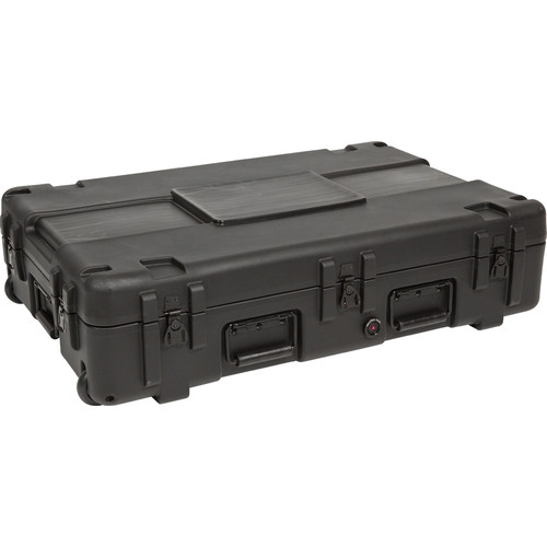 SKB R Series Waterproof Utility Case with Cubed Foam (Black)