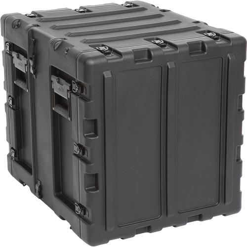 """SKB 20"""" Removable Shock Rack Transport Case (11 RU, Black)"""