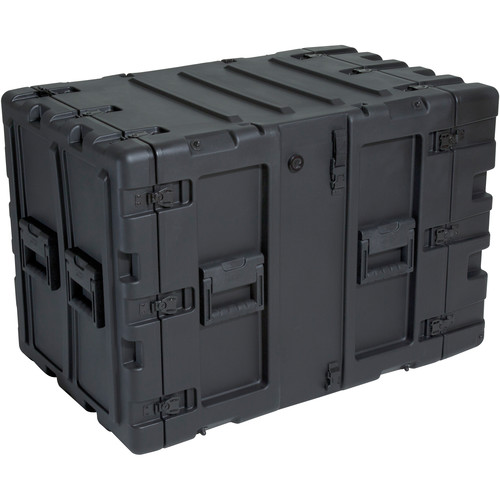 "SKB 3RR-11U24-25B 11U Removable Shock Rack and Transport Case (24"")"