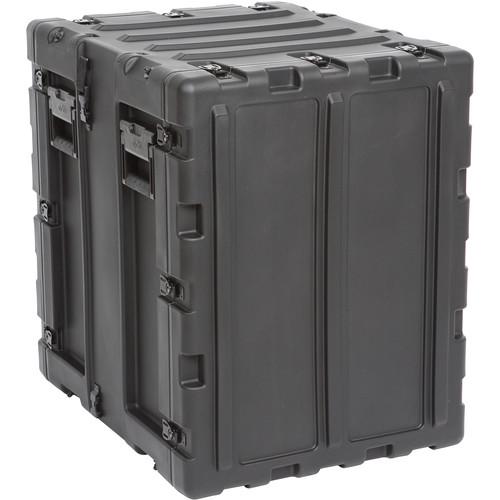 """SKB 20"""" Removable Shock Rack Transport Case (14 RU, Black)"""