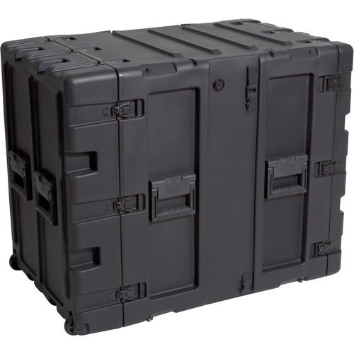 """SKB 3RR-14U24-25B 14U Removable Shock Rack and Transport Case (24"""")"""