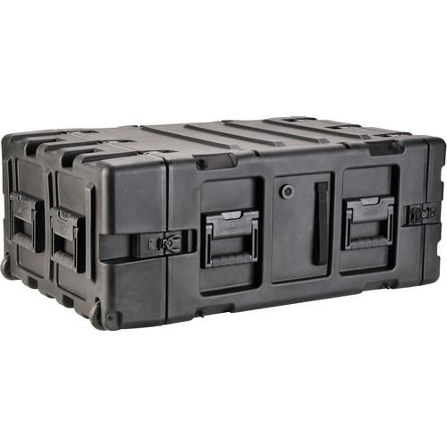 """SKB 3RR-5U24-25B 5U Removable Shock Rack and Transport Case (24"""")"""