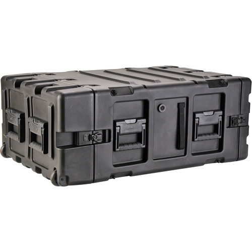 "SKB 3RR-5U24-25B 5U Removable Shock Rack and Transport Case (24"")"