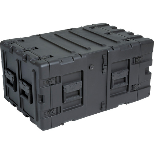 "SKB 3RR-7U24-25B 7U Removable Shock Rack and Transport Case (24"")"