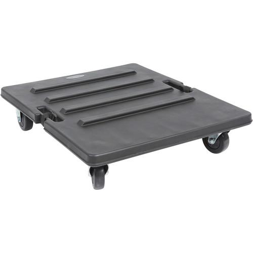 """SKB Caster Platform with 4"""" Locking Wheels for 3RR/3RS Shock Rack Cases"""