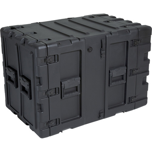 "SKB Transport Case for 11 RU 24"" Deep Static Shock Rack"