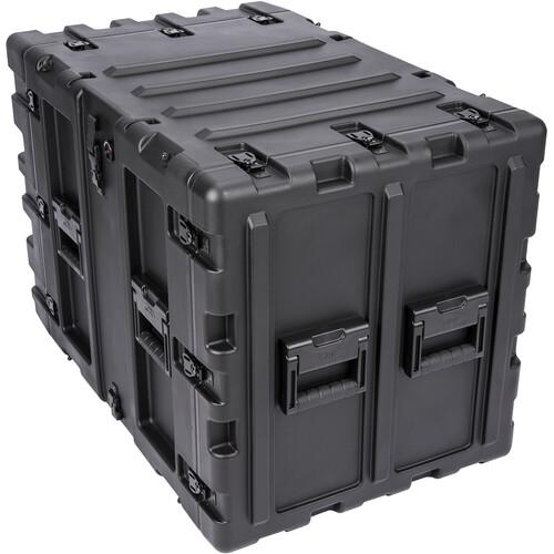 """SKB Transport Case for 11 RU 24"""" Deep Static Shock Rack"""