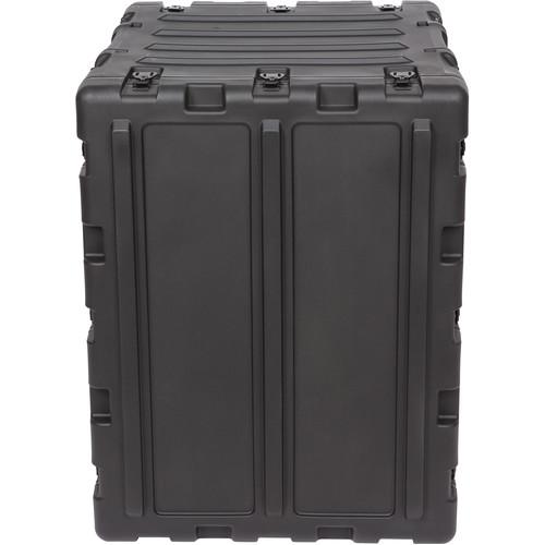 """SKB 20"""" Static Shock Rack Transport Case (14 RU, Black)"""