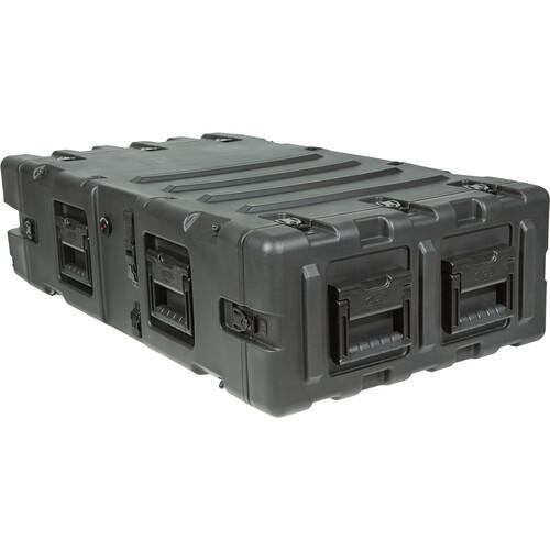 """SKB Transport Case for 3 RU 30"""" Deep Static Shock Rack"""