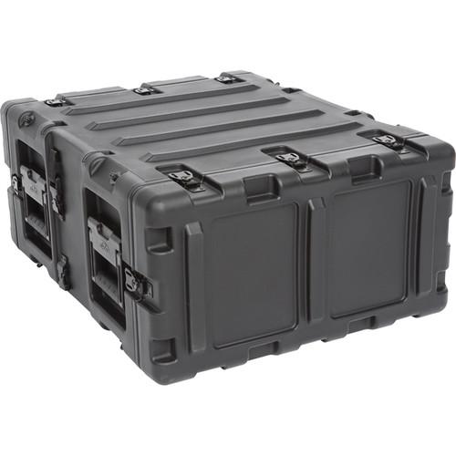 """SKB 20"""" Static Shock Rack Transport Case (4 RU, Black)"""