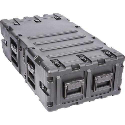 """SKB Transport Case for 4 RU 30"""" Deep Static Shock Rack"""