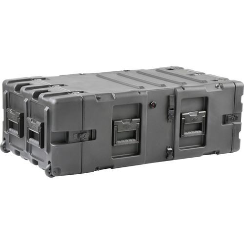 "SKB Transport Case for 5 RU 24"" Deep Static Shock Rack"
