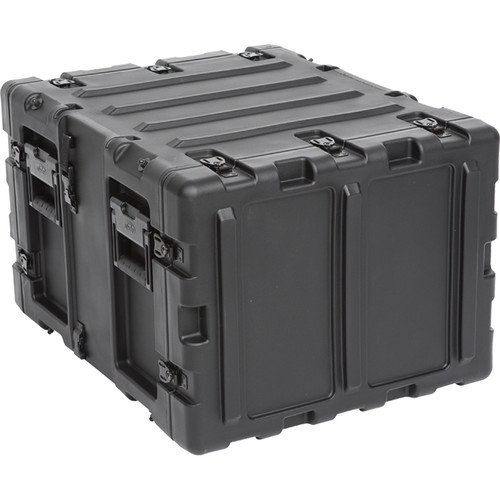 "SKB 20"" Static Shock Rack Transport Case (7 RU, Black)"