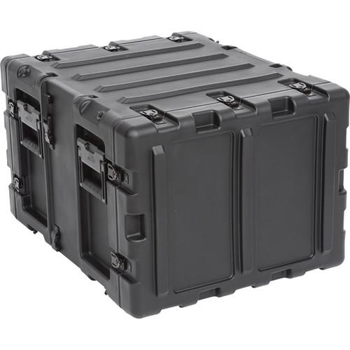 """SKB 20"""" Static Shock Rack Transport Case (7 RU, Black)"""
