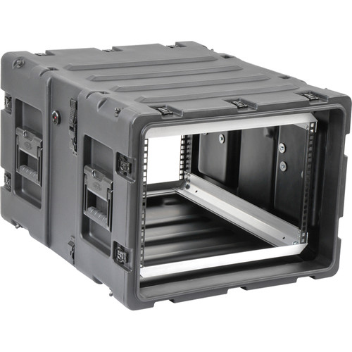 "SKB Transport Case for 7 RU 24"" Deep Static Shock Rack"