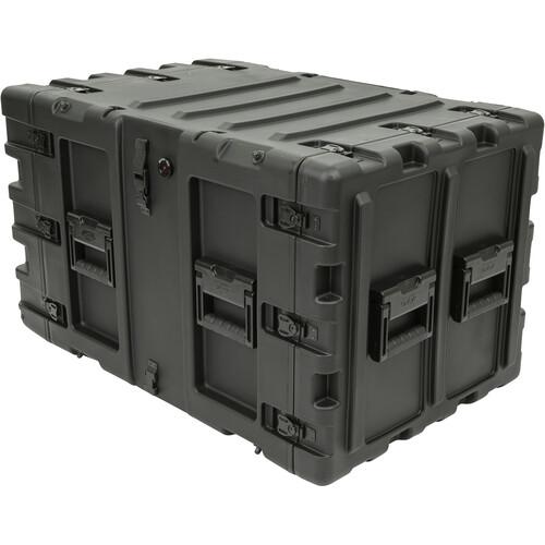 """SKB Transport Case for 9 RU 24"""" Deep Static Shock Rack"""