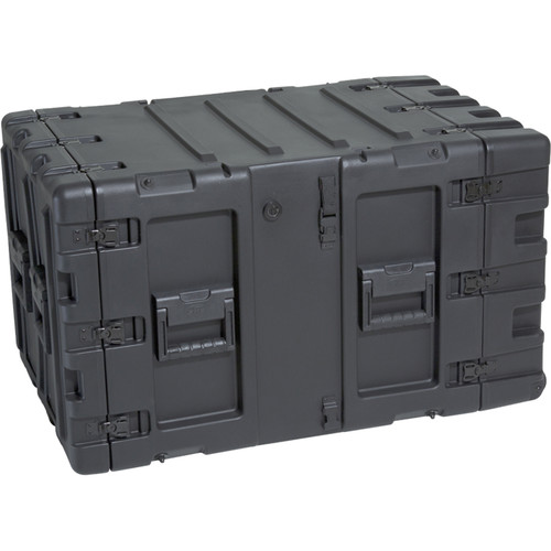 "SKB Transport Case for 9 RU 24"" Deep Static Shock Rack"