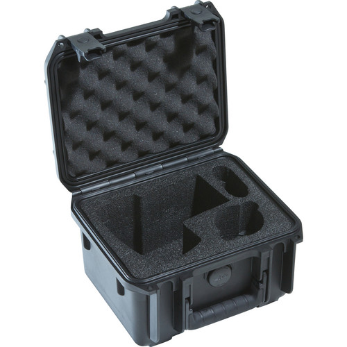 SKB iSeries 3i-0907-6SLR Waterproof DSLR Camera Case (Black)