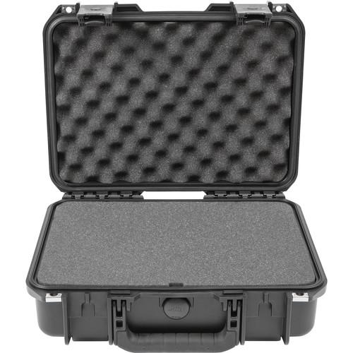 SKB iSeries 1510-4 Waterproof Utility Case with Cubed Foam (Black)