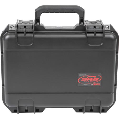 SKB iSeries 1510-4 Waterproof Utility Case (Black)