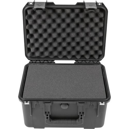SKB iSeries 1510-9 Waterproof Utility Case with Cubed Foam (Black)