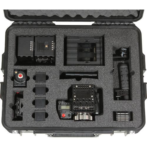SKB iSeries 3I-22178REDS Waterproof Red Scarlet Camera Case