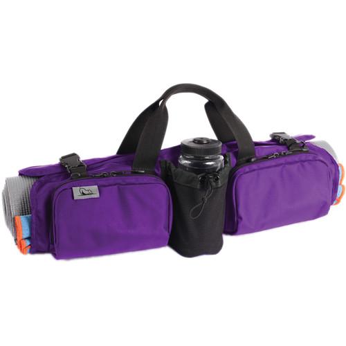 Skooba Design Hotdog Yoga Rollpack (Amethyst)
