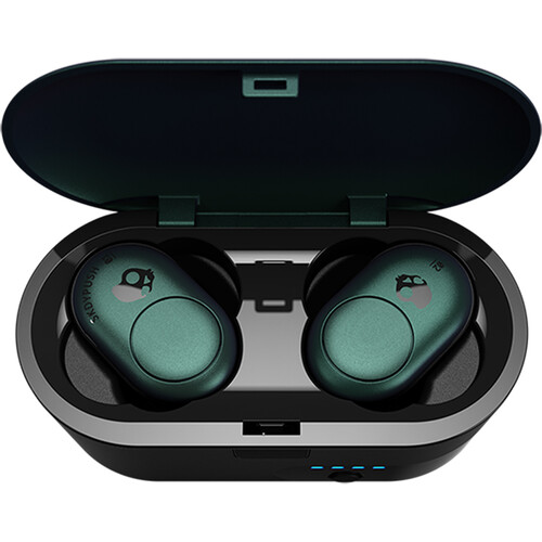 Skullcandy Push True Wireless Earbuds (Psychotropical Teal)