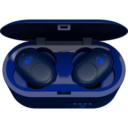 Skullcandy Push Truly Wireless Earbuds (Indigo Blue)