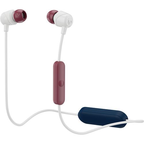 Skullcandy Jib Wireless Earbuds (Vice/Gray/Crimson)