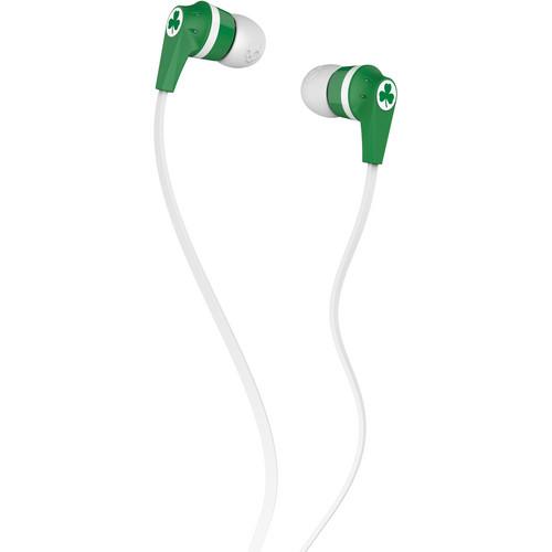 Skullcandy INK'D 2.0 Earbud Headphones (NBA Boston Celtics)