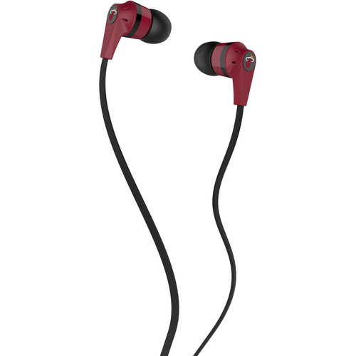 Skullcandy INK'D 2.0 Earbud Headphones (NBA Miami Heat)