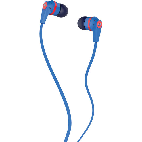 Skullcandy INK'D 2.0 Earbud Headphones (NBA Oklahoma Thunder)