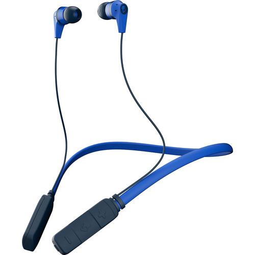 Skullcandy Ink'd Wireless Bluetooth In-Ear Headphones (Royal/Navy/Royal)