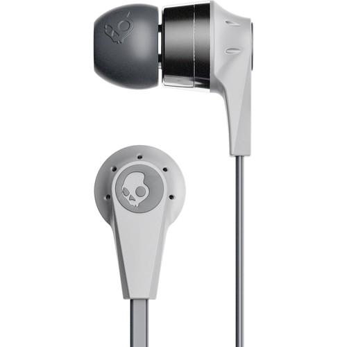 Skullcandy INK'D 2 Earbud Headphones (Street Gray)