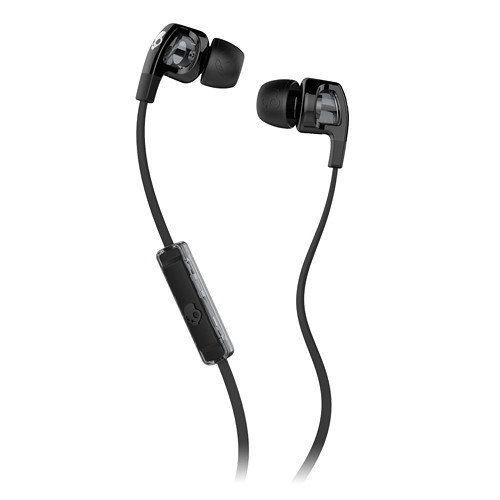 Skullcandy Smokin' Buds 2 Earbud Headphones with Mic (Black)