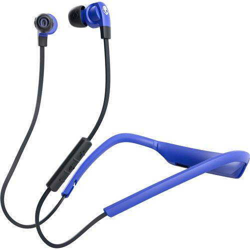 Skullcandy Smokin' Buds 2 Wireless Bluetooth In-Ear Headphones (Street Blue)
