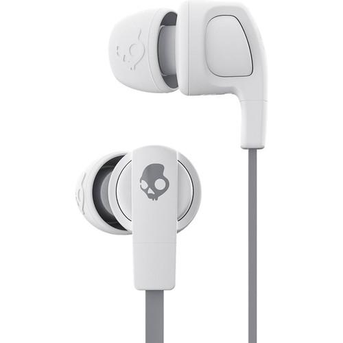 Skullcandy Smokin' Buds 2 Earbud Headphones with Mic (Street Gray)