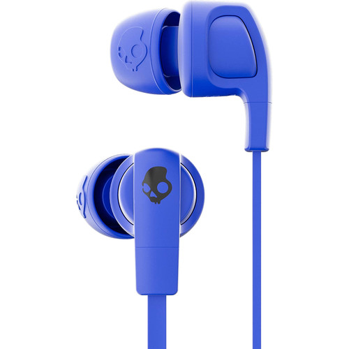 Skullcandy Smokin' Buds 2 Earbud Headphones with Mic (Street Blue)