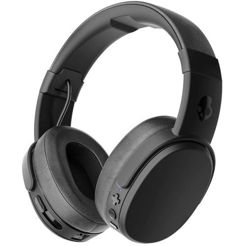 Skullcandy Crusher Wireless Over-Ear Headphones (Black)
