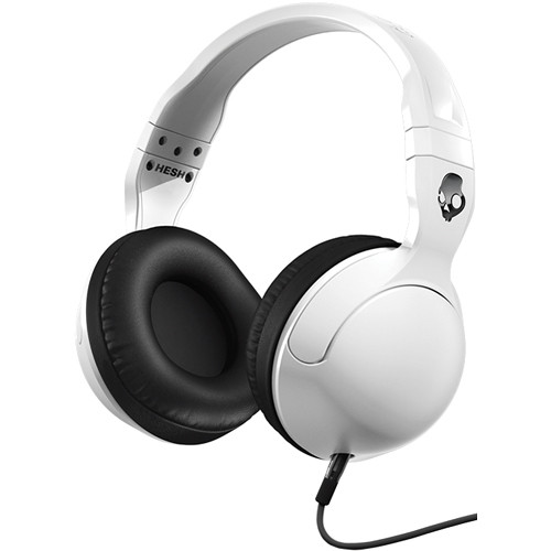 Skullcandy HESH 2.0 Headphones (White, Black, and Gunmetal)