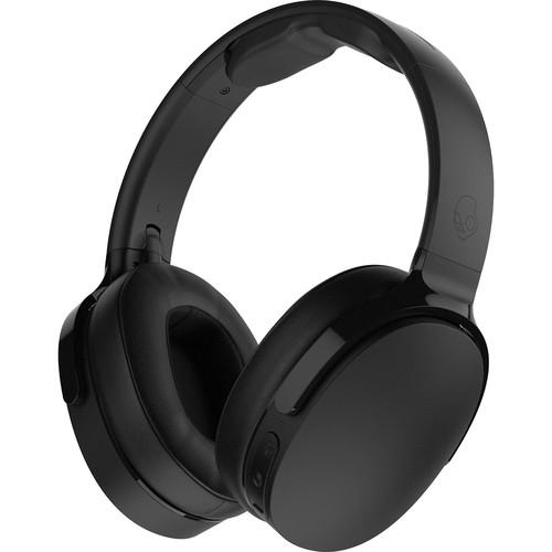 Skullcandy Hesh 3 Wireless Bluetooth Over-Ear Headphones (Black)