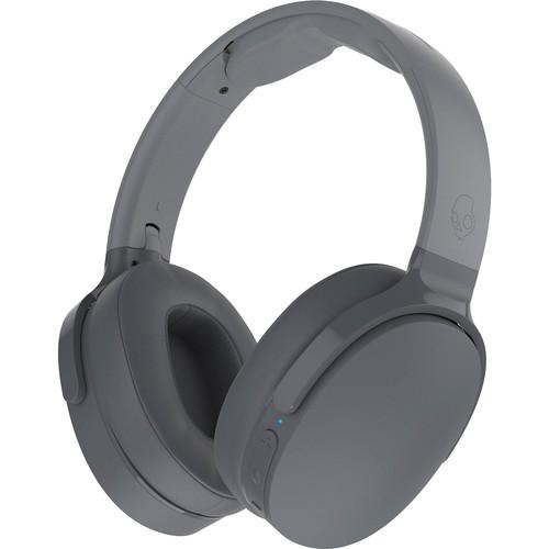 Skullcandy Hesh 3 Wireless Bluetooth Over-Ear Headphones (Gray)