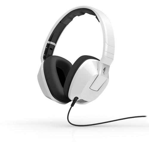 Skullcandy Crusher Over-Ear Headphones (White)